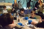 Dzieci bawiące się w przedszkolu